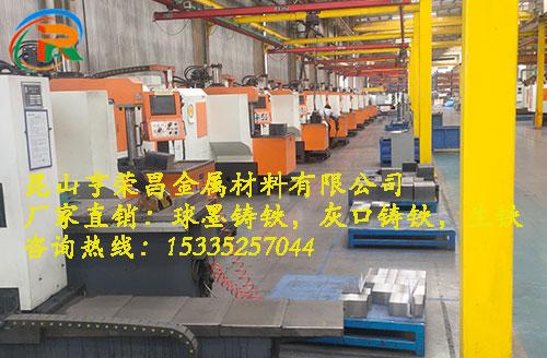 生产球墨铸铁厂家-生产车间